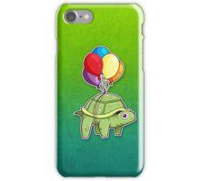 Turtle - Balloon Fun iPhone Case/Skin