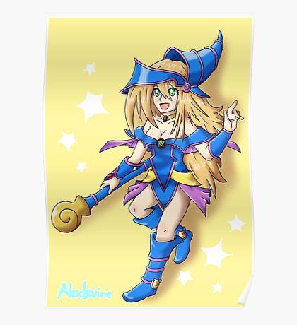 Dark Magician Girl Poster