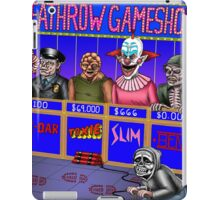 Deathrow Gameshow - Halloween - Evil Dead - Toxic Avenger - House - Demons - Dead Alive iPad Case/Skin