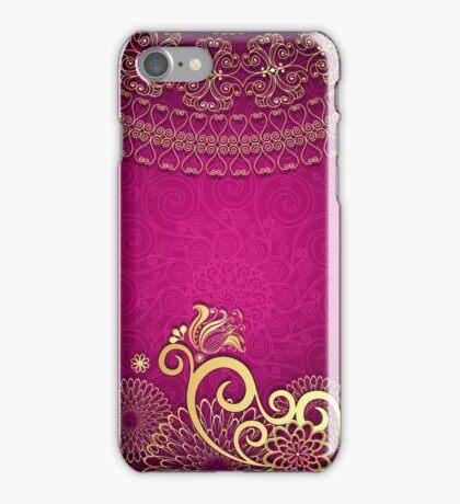 Elegant Gypsy iPhone Case/Skin