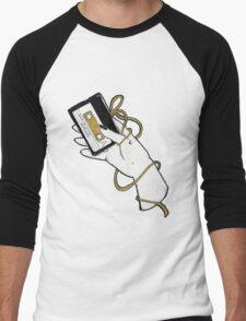 Tangled in Tape Men's Baseball ¾ T-Shirt