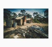 Abandoned Bush house #2 Kids Tee