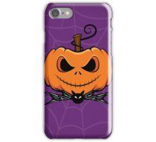 Pumpkin King iPhone Case/Skin