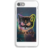 Golf Wang Cat iPhone Case/Skin
