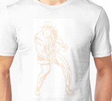Tales To Admonish - Roy with gun Unisex T-Shirt