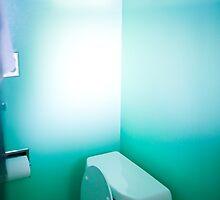 Bathroom Mirror by YoPedro