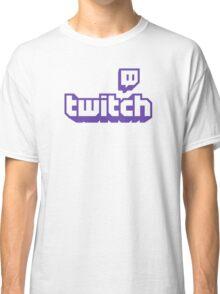 twitch tv Classic T-Shirt