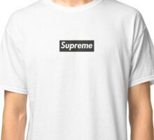 supreme box logo - rizzoli Classic T-Shirt