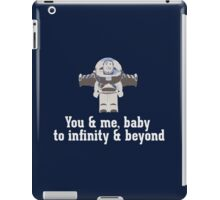 To Infinity & Beyond iPad Case/Skin