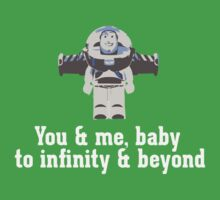 To Infinity & Beyond Kids Clothes