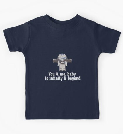 To Infinity & Beyond Kids Tee