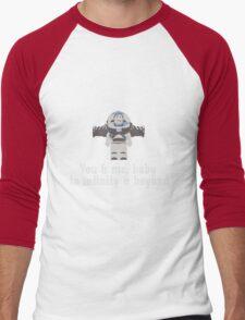 To Infinity & Beyond Men's Baseball ¾ T-Shirt
