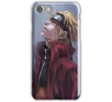 naruto crying iPhone Case/Skin