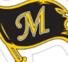 Millersville Ice Hockey Sticker