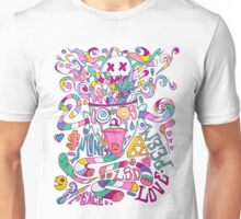 Pastel Drugs Unisex T-Shirt