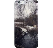 Winter Stream iPhone Case/Skin