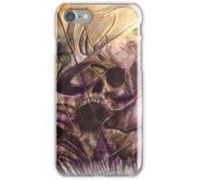 The Elephant Graveyard iPhone Case/Skin