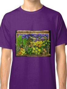 Winning floral collage Classic T-Shirt