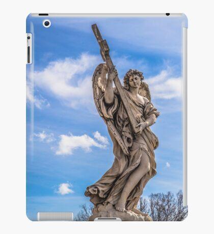 Angel in Rome iPad Case/Skin