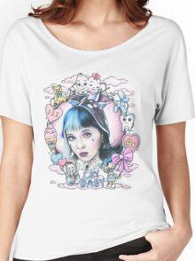 Melanie Martinez- Crybaby Original Fan Art  Women's Relaxed Fit T-Shirt