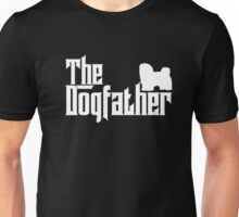 The Dogfather Havanese T-Shirts Father Dad Dog Lover Gifts Unisex T-Shirt