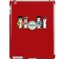 Sgt Poppers Penguin Marching Band iPad Case/Skin