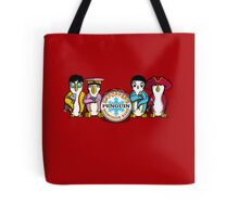 Sgt Poppers Penguin Marching Band Tote Bag
