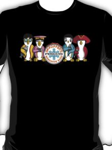 Sgt Poppers Penguin Marching Band T-Shirt
