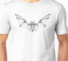 Bat Sketchy Unisex T-Shirt
