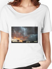 Battle of the sky gods Women's Relaxed Fit T-Shirt