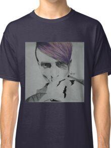 Mitch Grassi Bats Tattoo Classic T-Shirt