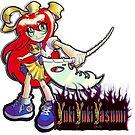 Devoured By Japanese Schoolgirls - Red Girl by YukiYukiYasumi