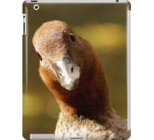 """There's a Duck Season???""  iPad Case/Skin"