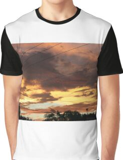 A masterpiece in clouds Graphic T-Shirt