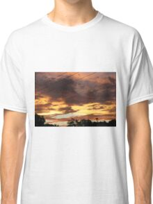 A masterpiece in clouds Classic T-Shirt