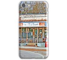 Taylor Grocery iPhone Case/Skin