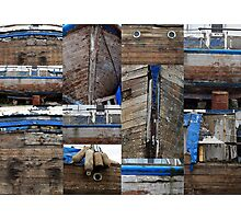 The Old Boat Yard 2 Photographic Print