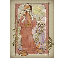 Kitsune Masquerade Photographic Print