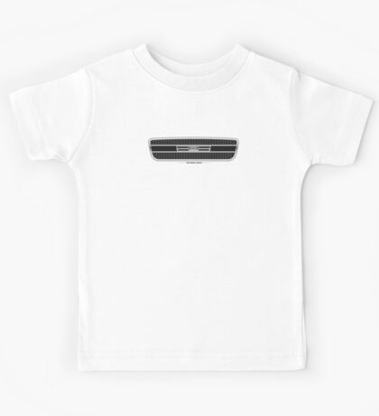 Datsun 2000 Grille - light colors Kids Tee