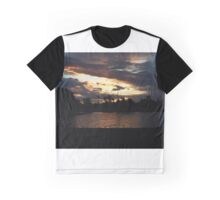 Evening falls Graphic T-Shirt