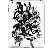 No more Heroes iPad Case/Skin