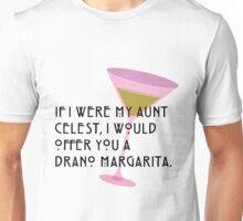 Drano Margarita black Unisex T-Shirt