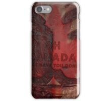 Anonymous Canada - Oh Canada What Have You Done? iPhone Case/Skin