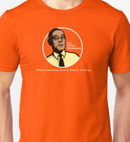 Gus Fring- Los Pollos Hermanos Unisex T-Shirt
