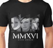WORLD TOUR COUNTRY MUSIC DIXIE CHICKS Unisex T-Shirt