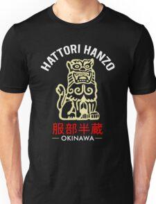 Lion of Hattori Hanzo Sword Unisex T-Shirt