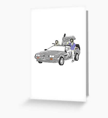Constant Greeting Card