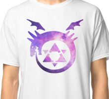 Homunculus Fullmetal Alchemist Galaxy Classic T-Shirt