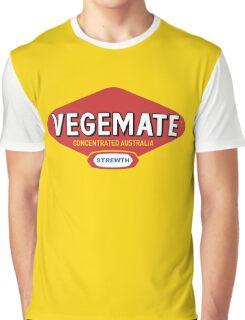 Vegemate T-shirt Graphic T-Shirt