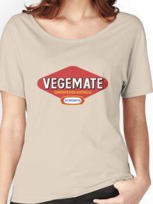 Vegemate T-shirt Women's Relaxed Fit T-Shirt